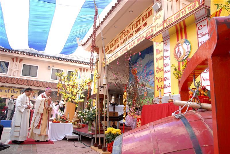 Thánh Lễ Đầu Xuân Canh Dần 2010