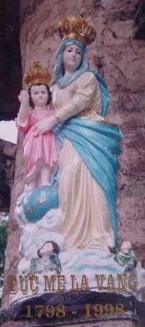 Đền Thánh và Linh Đài Đức Mẹ La Vang