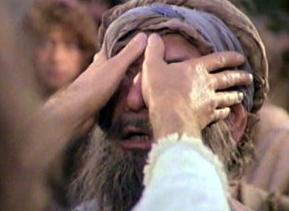 Con Mắt Đức Tin Của Anh Mù